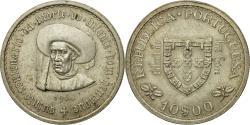 World Coins - Coin, Portugal, 10 Escudos, 1960, Lisbon, , Silver, KM:588