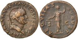 Ancient Coins - Vespasian, As, Roma, , Bronze, RIC #720, 10.92