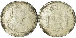 World Coins - Coin, Bolivia, Charles III, 8 Reales, 1799, Potosi, , Silver, KM:73