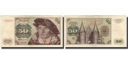 World Coins - Banknote, GERMANY - FEDERAL REPUBLIC, 50 Deutsche Mark, 1960-01-02, KM:21a
