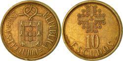 World Coins - Coin, Portugal, 10 Escudos, 1987, , Nickel-brass, KM:633