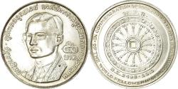 World Coins - Coin, Thailand, Rama IX, 50 Baht, 1971, , Silver, KM:95