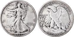 Us Coins - Coin, United States, Walking Liberty Half Dollar, Half Dollar, 1935, U.S. Mint