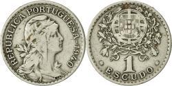 World Coins - Portugal, Escudo, 1940, , Copper-nickel, KM:578