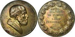 World Coins - France, Medal, Médecine, Concours de Clinique, Rennes, 1900, Dubois.E