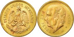 World Coins - Coin, Mexico, 10 Pesos, 1959, Mexico City, , Gold, KM:473