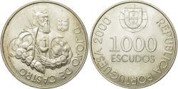 World Coins - Coin, Portugal, 1000 Escudos, 2000, , Silver, KM:732