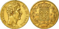 Ancient Coins - Coin, France, Charles X, 20 Francs, 1827, Paris, , Gold, KM:726.1
