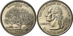Us Coins - Coin, United States, Connecticut, Quarter, 1999, U.S. Mint, Philadelphia