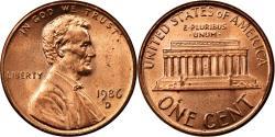 Us Coins - Coin, United States, Washington Quarter, Quarter, 1986, U.S. Mint, Denver
