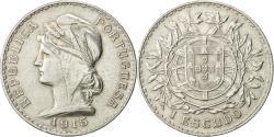 World Coins - Portugal, Escudo, 1915, , Silver, KM:564