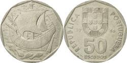 World Coins - Coin, Portugal, 50 Escudos, 1986, , Copper-nickel, KM:636