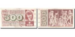 World Coins - Banknote, Switzerland, 500 Franken, 1970, 1970-01-05, KM:51h, EF(40-45)
