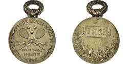 World Coins - France, Medal, Sociétés de Longue-Paume de Picardie, Nesle, Sports & leisure