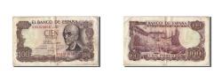 World Coins - Espagne, 100 Pesetas, 1970, KM:152a, 1970-11-17, VF(30-35)