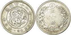 World Coins - Coin, Japan, Mutsuhito, 50 Sen, 1898, , Silver, KM:25