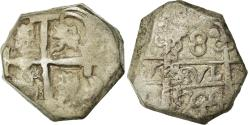 World Coins - Coin, Bolivia, Philip V, 8 Reales, 1744, Potosi, , Silver, KM:31a