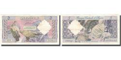 World Coins - Banknote, Algeria, 5 Dinars, 1964-01-01, KM:122a, VF(30-35)