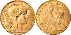 Ancient Coins - Coin, France, Marianne, 20 Francs, 1910, Paris, , Gold, KM:857