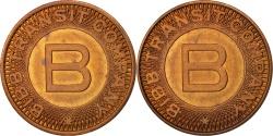 Us Coins - United States, Token, Bibb Transit Company