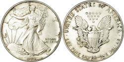 Us Coins - Coin, United States, Dollar, 1990, U.S. Mint, Philadelphia, , Silver