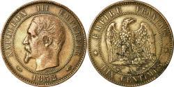 World Coins - Coin, France, Napoleon III, 10 Centimes, 1852, Paris, , KM 771.1