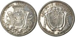 World Coins - France, Token, Anjou-Noblesse, René Bucher, Maire d'Angers, 1785,