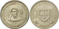 World Coins - Coin, Portugal, 5 Escudos, 1960, Lisbon, , Silver, KM:587