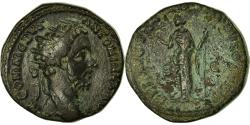 Ancient Coins - Coin, Commodus, Dupondius, Roma, EF(40-45), Bronze, RIC:335