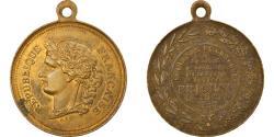 World Coins - France, Medal, troisième République, Souvenir du grand concours, Arts &