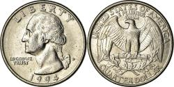 Us Coins - Coin, United States, Washington Quarter, Quarter, 1994, U.S. Mint, Denver