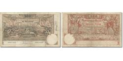 World Coins - Banknote, Belgium, 100 Francs, 1910, 1910-06-16, KM:71, F(12-15)