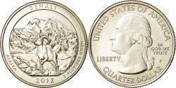 Us Coins - Coin, United States, Quarter, 2012, U.S. Mint, Philadelphia,