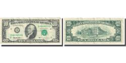 Us Coins - Banknote, United States, Ten Dollars, 1995, EF(40-45)