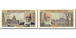 World Coins - France, 500 Francs, 500 F 1954-1958 ''Victor Hugo'', 1958, 1958-10-30