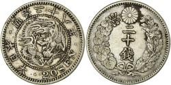 World Coins - Coin, Japan, Mutsuhito, 20 Sen, 1895, , Silver, KM:24