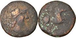 Ancient Coins - Coin, Spain, Emporion, Bronze Æ, Ist century BC, , Bronze