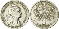 World Coins - Coin, Portugal, Escudo, 1940, , Copper-nickel, KM:578