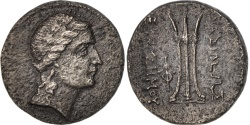 Ancient Coins - Bactriane (Kingdom of), Euthydemos II, Baktria, Double unit, 185-180 BC