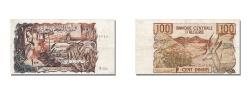 World Coins - Algeria, 100 Dinars, 1970, KM #128b, 1970-11-01, EF(40-45), F.126