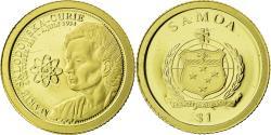World Coins - Coin, Samoa, Tala, 2009, B.H. Mayer, , Gold, KM:187