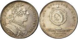 World Coins - France, Token, Louis XV, Notaires Royaux de Paris, 1720, Duvivier,