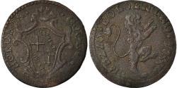 World Coins - Coin, ITALIAN STATES, PAPAL STATES-BOLOGNA, 1/2 Bolognino, 1755,