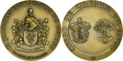 World Coins - Portugal, Medal, II Jornadas Ortopedicas Do Outondo, Lisboa, 1983,
