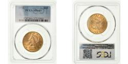 Us Coins - Coin, United States, Coronet Head, $10, Eagle, 1901, Philadelphia, PCGS, MS64+
