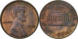 Us Coins - United States, Lincoln Cent, Cent, 1973, U.S. Mint, Denver, , Brass