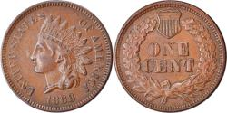 Us Coins - Coin, United States, Indian Head Cent, Cent, 1868, Philadelphia,