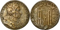 World Coins - Vatican, Medal, Clément XI, Religions & beliefs, , Bronze