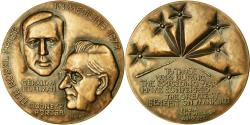 Us Coins - United States of America, Medal, Gérald Edelman-Rooney Porter, Prix Nobel de