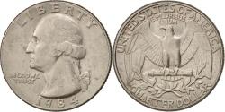 Us Coins - United States, Washington Quarter, 1984, Denver, , KM:A164a